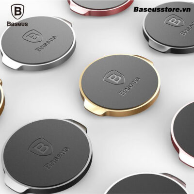 bo-de-giu-dien-thoai-bang-nam-cham-baseus-small-ears-magnetic-car-paste-type-mount-holder-vang