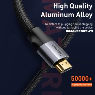 Cáp chuyển đổi HDMI cho chất lượng 4K, HD