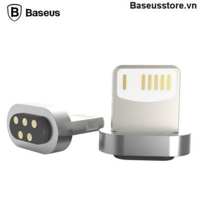 Đầu nam châm Lightning dùng cho Cáp sạc từ Baseus Magnetic Cable