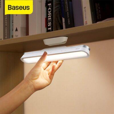 Đèn led treo tường Baseus Magnetic Stepless Dimming Charging Desk Lamp Pro Model