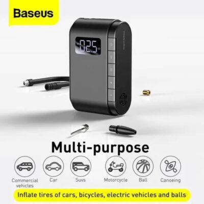 Bơm ô tô Baseus tự động cho ô tô / xe máy Bicyle