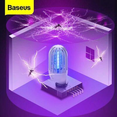 Đèn bắt muỗi Baseus DGLL-02 Đèn LED diệt côn trùng Zapper điện tử