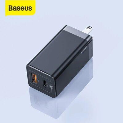 Củ Sạc nhanh Baseus GaN2 Lite 65W
